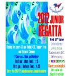 Junior Regatta Poster