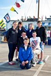 ISAF Youth Worlds Irish Team