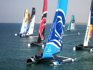 Xtreme sailing