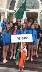 Irish Optimist Team