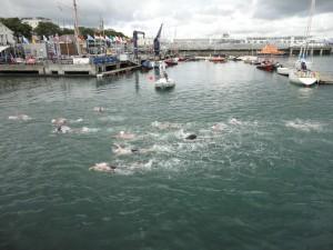 harbour swim