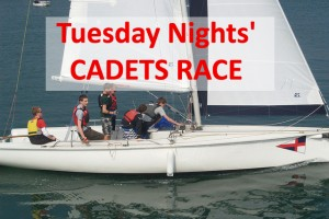 Tuesday nights cadets