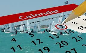 sailing calendar