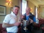 David Gorman & Chris Doorly with National Trophy