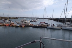 Pontoon Extentsion enable better visitor boat hosting